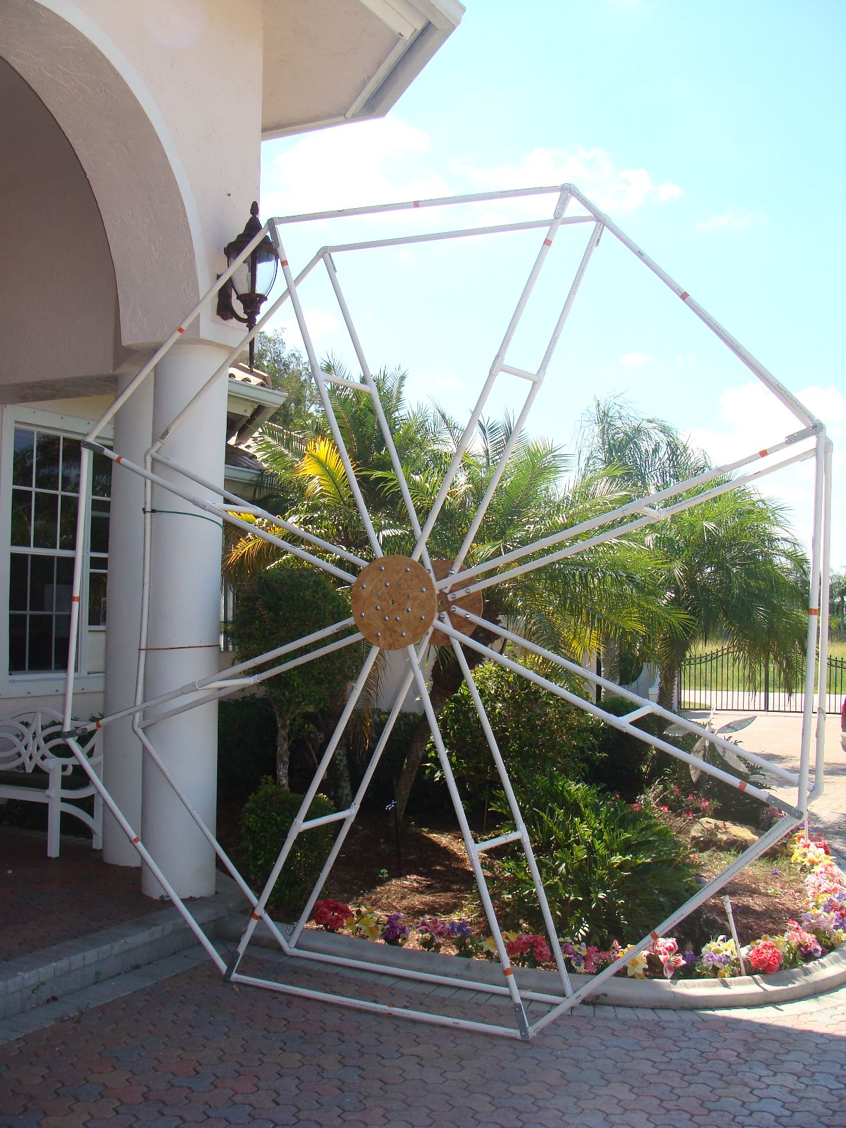 Ferris Wheel Base 1