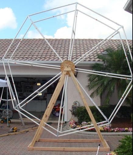 ferris wheel base 11-08