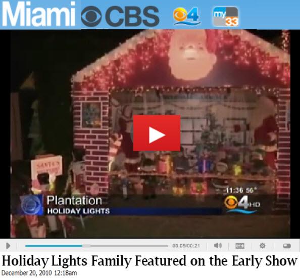 Miami CBS Channel 4, 2010